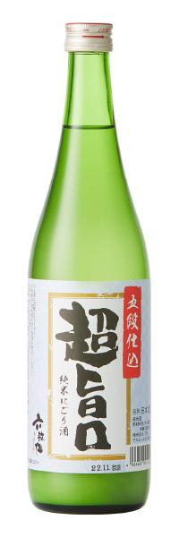 六歌仙 純米にごり酒